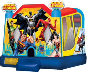 Justice League Combo C4