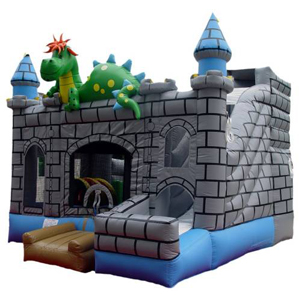 Dragon Castle 5 in 1 Playhouse Combo