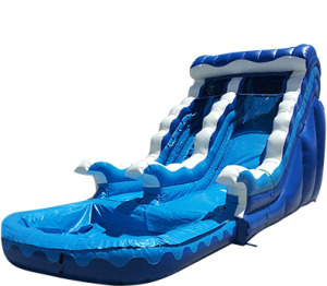 18'-Wave-Water-Slide-with-a-double-drop.-Dimensions-35'-L-X-16'W