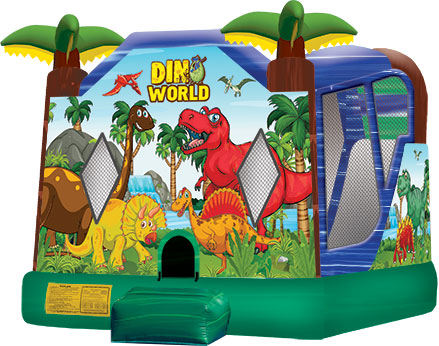 T-Rex Dino 5 in 1 Combo